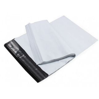 """500 מעטפות בלדרות דגם L מניילון אפור (עבות וחזקות) 35X51 ס""""מ"""