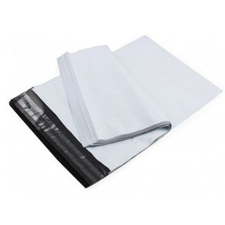 """100 מעטפות בלדרות דגם XXL מניילון אפור (עבות וחזקות) 50X70 ס""""מ"""