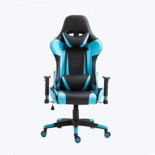 כיסא גיימר מקצועי ארגונומי EXTREME COMFORT כחול