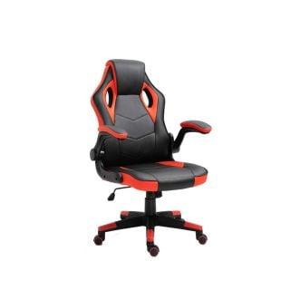 כיסא גיימר ארגונומי PRO1 COMFORT אדום - 12 חודשי אחריות יבואן רשמי